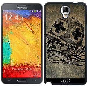 Funda para Samsung Galaxy Note 3 Neo/Lite (N7505) - Cráneo by WonderfulDreamPicture
