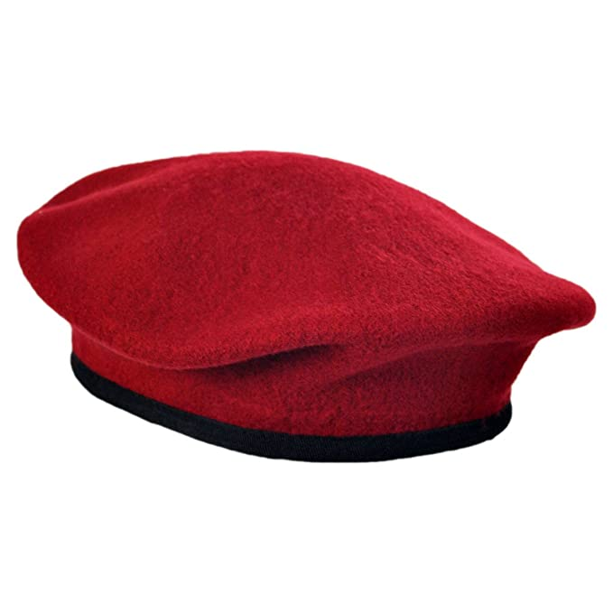 697b47cceab92 Image Unavailable. Image not available for. Color  Budget Military Beret ...