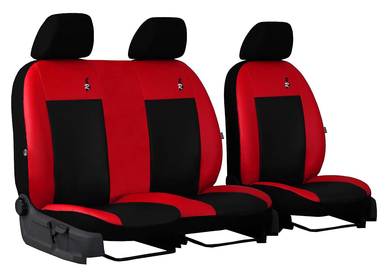 Sitzbezüge schwarz Sitzbezug  Velour Schonbezüge Mazda 5 6