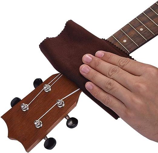 HoneybeeLY Guitarra Palisandro Diapasón Aceite Aceite Diapasón ...