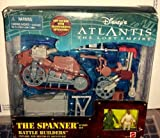 Disney's Atlantis The Lost Empire Battle Builders - The Spanner Action Set