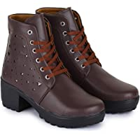ZOVIM Women Casual Boots Shoes