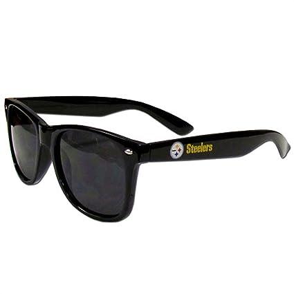 Amazon.com: NFL Pittsburgh Steelers beachfarer anteojos de ...