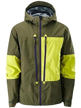 Westbeach Ego – Chaqueta de snowboard Cove Jacket, color commando, tamaño L