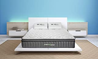 product image for GhostBed Flex Mattress | 13 Inch Thick Hybrid Mattress | Enjoy Springy Support and Cooling Comfort | Mattress in a Box | Made in The USA | (Twin XL)