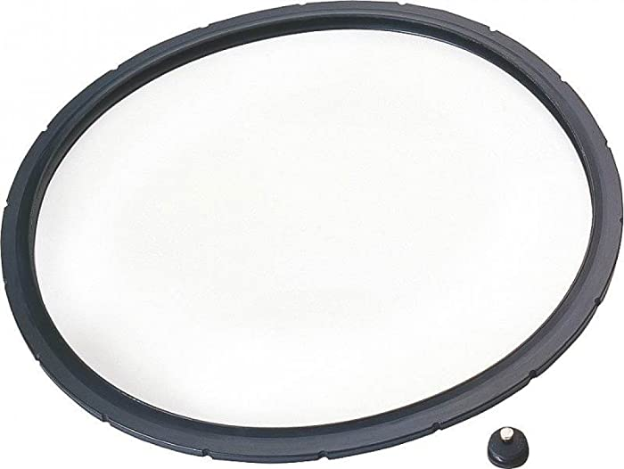 Presto 9906 Pressure Cooker Sealing Ring with Air Vent