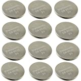 Panasonic Panasonic Cr2032 3V Lithium Coin Cell Battery For Misfit Shine Sh0Az Personal Physical Activity Monitor 12Pcs