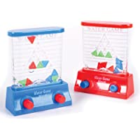 Rhode Island Novelty 1 X Water Game - Triangles (Colors may vary - Red/Blue)