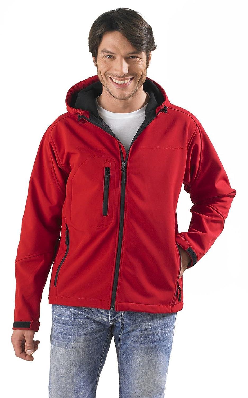 A-L848 Herren SOL?S Softshell Jacke mit Kapuze Replay (bis Größe 3XL)
