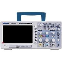 Hantek DSO5202P Osciloscopio digital , 200 MHz, 1Gs