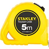Stanley STHT36067-812 5 Meter Measuring Tape Power Return with Blister Pack (Yellow)
