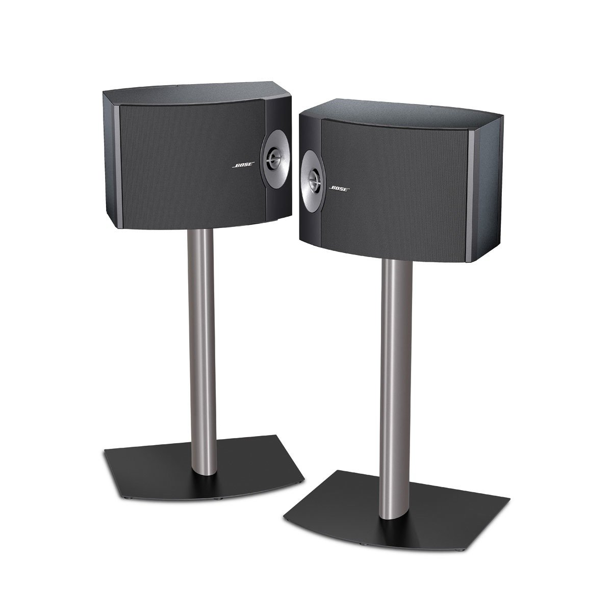 Amazon Bose 301 V Stereo Loudspeakers Pair Black Home Audio Theater