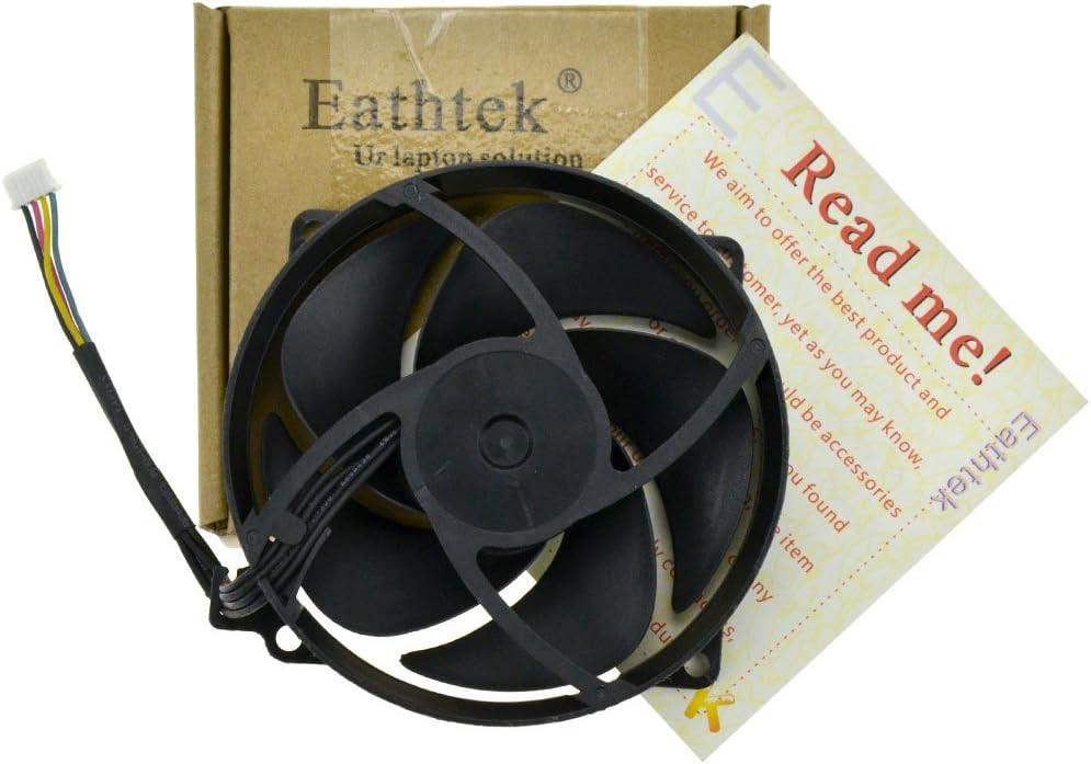 Eathtek Replacement HeatSink Cooler Internal Cooling Fan for Xbox 360 Slim Series