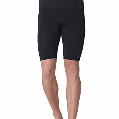 Mens Compression Shorts Underwear Spandex Base Layer Skin Tight Bottoms  Pants EF Black M 16694e010dec