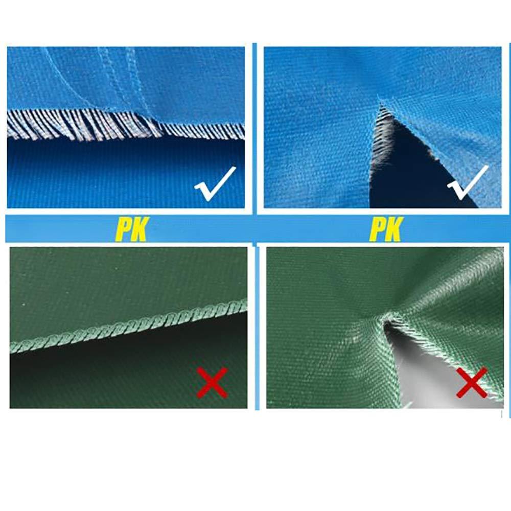WCS Telo di Pioggia Telo di PVC Prossoezione del del del Sole Isolamento Esterno Tela Trasporto Auto Prossoezione Solare Prossoezione Solare Impermeabile Prossoezione Ambientale Capannone Tessuto Blu (Dimensione   2x3m) B07H2DBQ46 2x3m | In Uso Durevole  | Chiam 92de0e