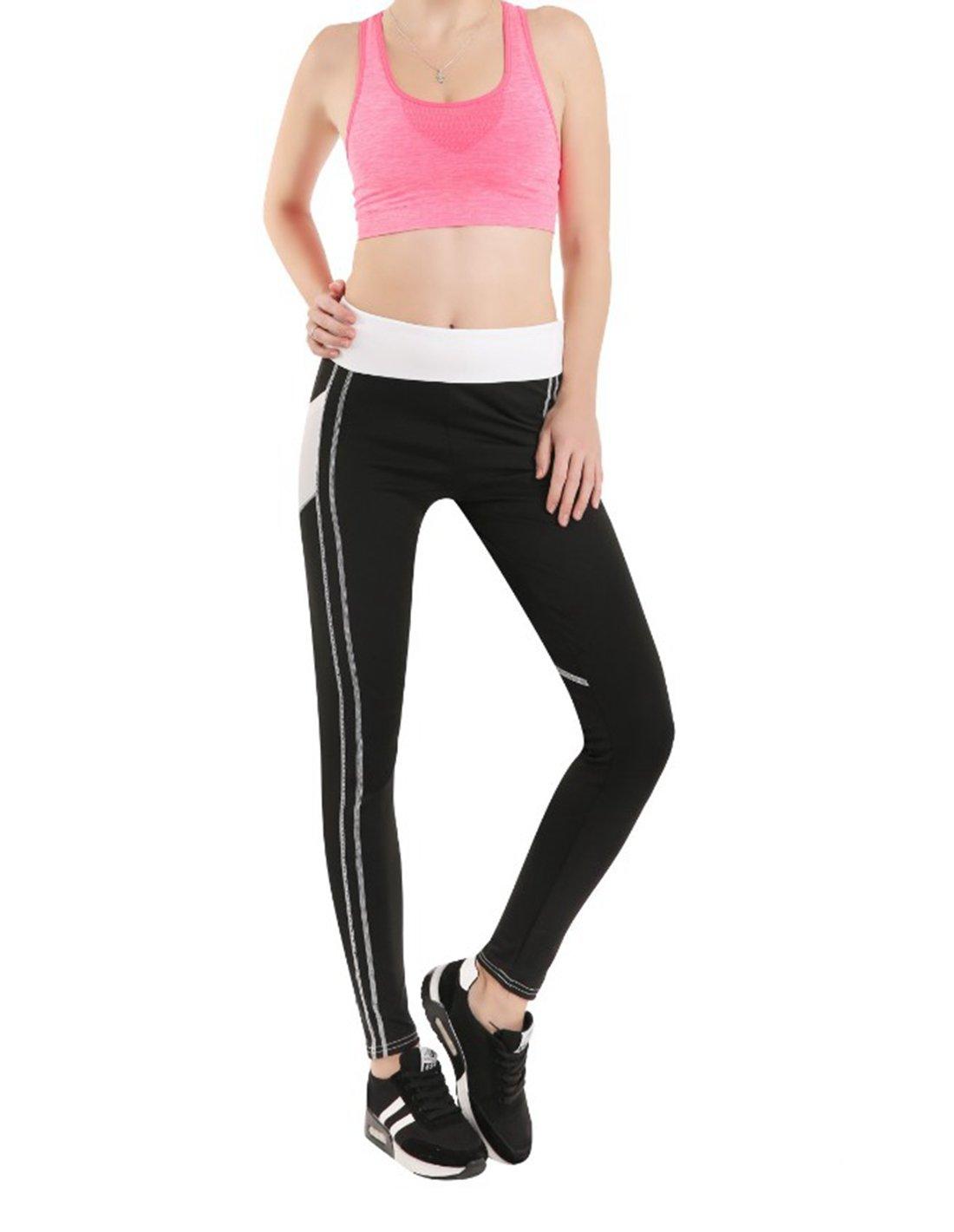 XYACM Pantalones de Yoga Ropa Mujer Pantalones Deportivos de ...