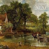 National Gallery - Britain s Favourite Art Wall Calendar 2020 (Art Calendar)