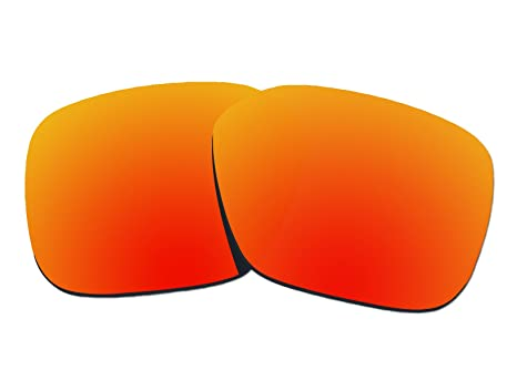 a1f1d7a595 Image Unavailable. Image not available for. Color  COLOR STAY LENSES 2.0mm  Thickness Polarized Replacement Lenses for Oakley Proxy OO9312 Fire Red  Mirror