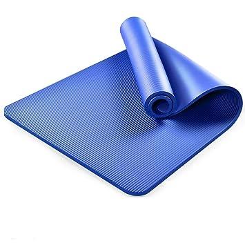 YJD Colchoneta de Yoga Engrosamiento colchoneta de ...