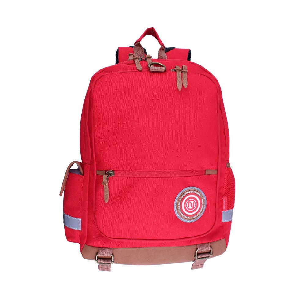 Mochila, bolsa, resistente, ligera, portatil, viaje, casual, senderismo, deporte todo de rojo, antirobo escolar NIño Niña Unisex Todo de Rojo