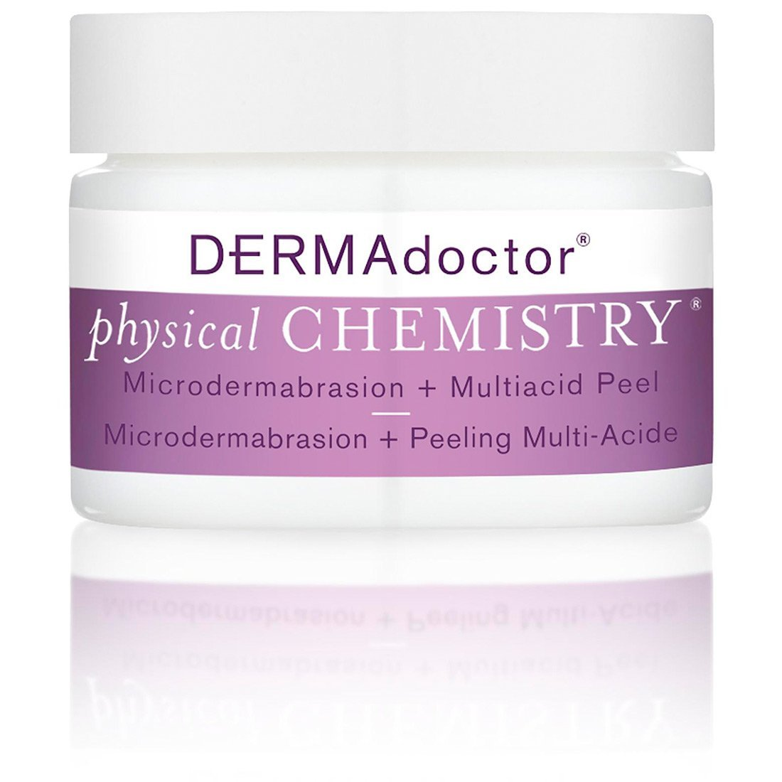 DERMAdoctor Physical Chemistry facial microdermabrasion + multiacid chemical peel, 50 ml