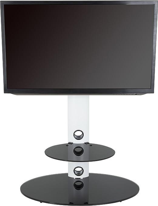 AVF Lugano Cantilever TV Soporte para televisores de hasta 60, color blanco: Amazon.es: Electrónica