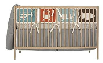 Amazon Com Dwellstudio Baby Transportation Crib Set