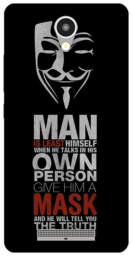 Anonymous Quotes   The Racoon Lean Anonymous Quotes Hard Plastic Printed Amazon In