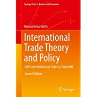 International Trade Theory and Policy (Springer Texts in Business and Economics)