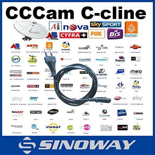 Cuenta Cline servidor CCCAM MU para la validez 1 año, usted puede ...