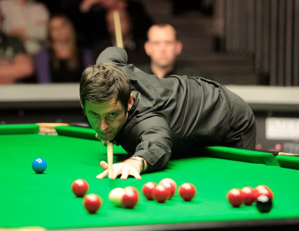 Poster Print Home Decor Ronnie O/'Sullivan Wall Art Snooker Gift