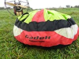 Gadek Fast Stuff Sack for Paragliding Paramotor PPG powered garaglider (Red)