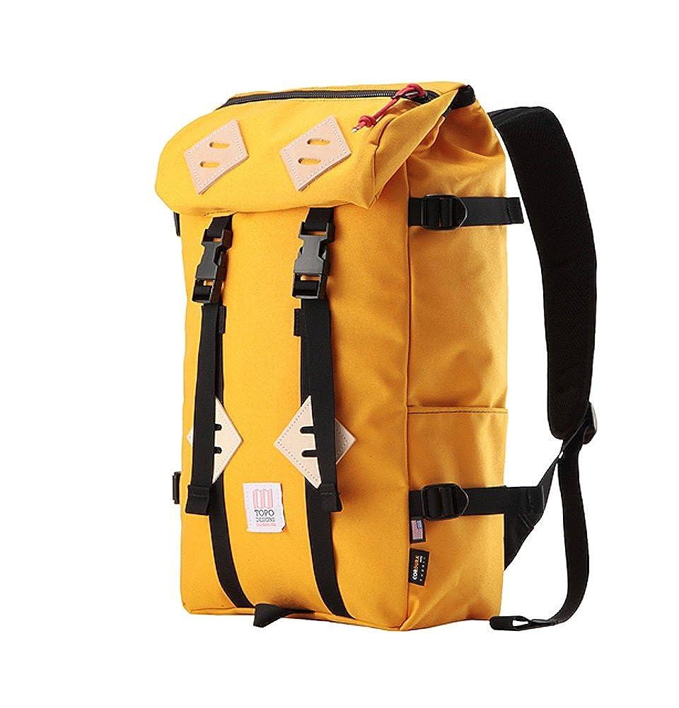 (トポ デザイン) Topo Designs メンズ バッグ バックパックリュック Klettersack 22L Backpack [並行輸入品]   B0764D42B7