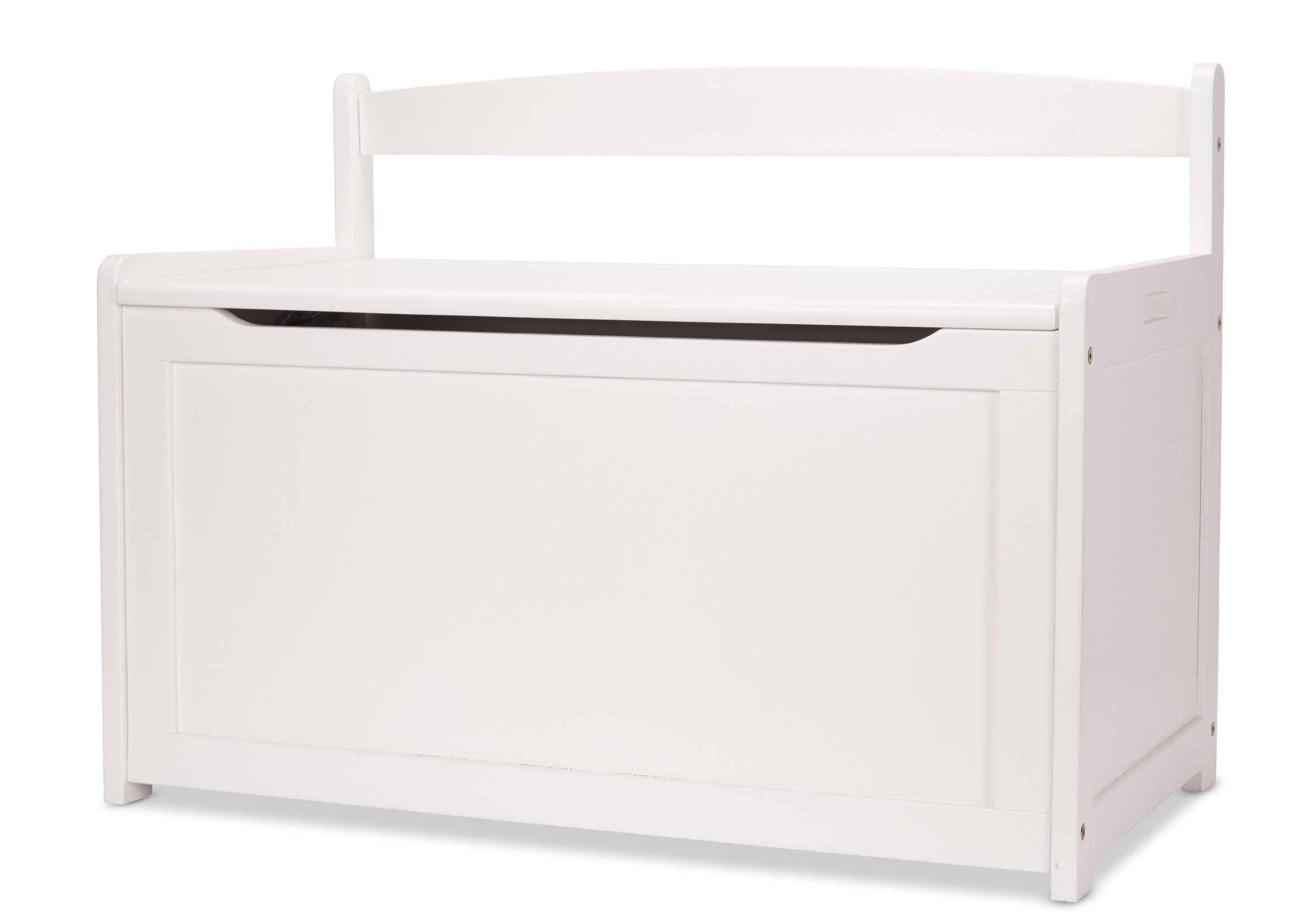 Melissa & Doug Toy Chest - White Children's Furniture