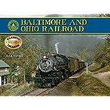 Baltimore and Ohio Railroad 2017 Calendar by Tide-mark Classic Train Series (2016-07-31)