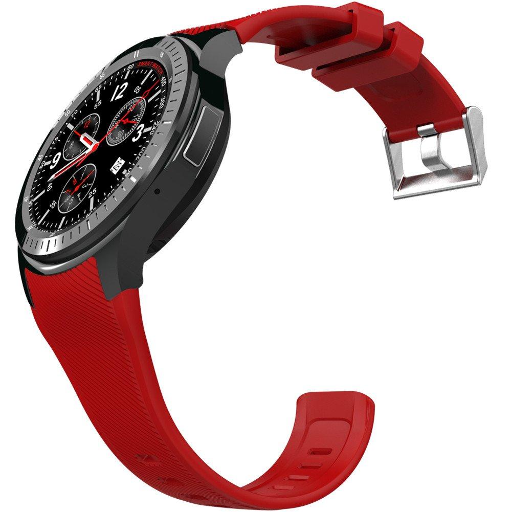 WiFi inteligente reloj teléfono celular Y3 Smartwatch Quad Core ...
