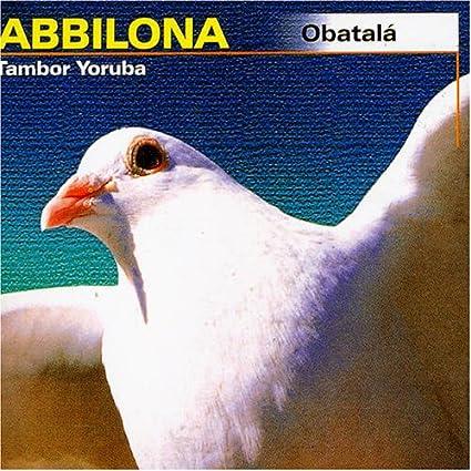 Obatalá, de Abbilona. Tambor Yoruba