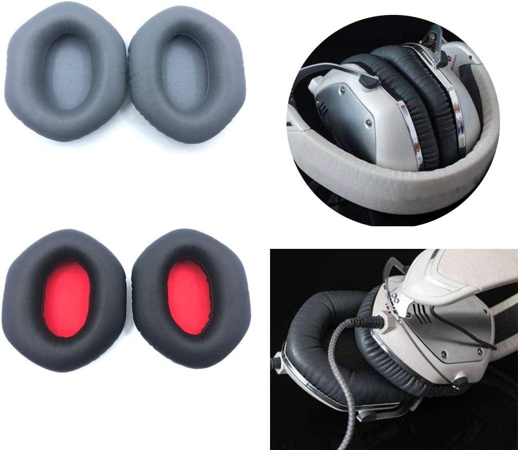 Oreillettes rembourr/ées en mousse pour casque DJ V-MODA XS Crossfade M-100 LP2 LP