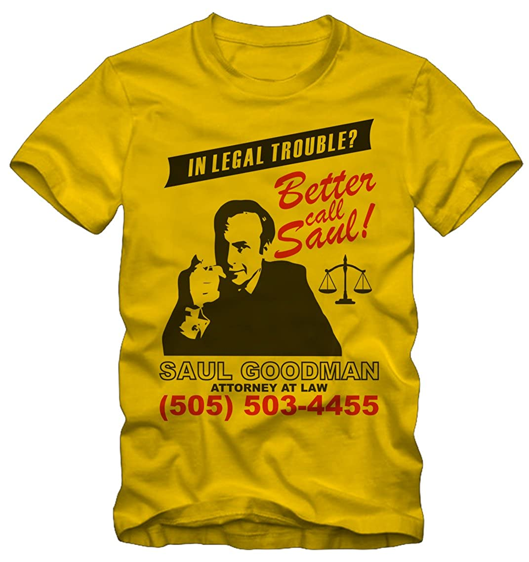 Bisura T-Shirt Better Call Saul Breaking Bad By
