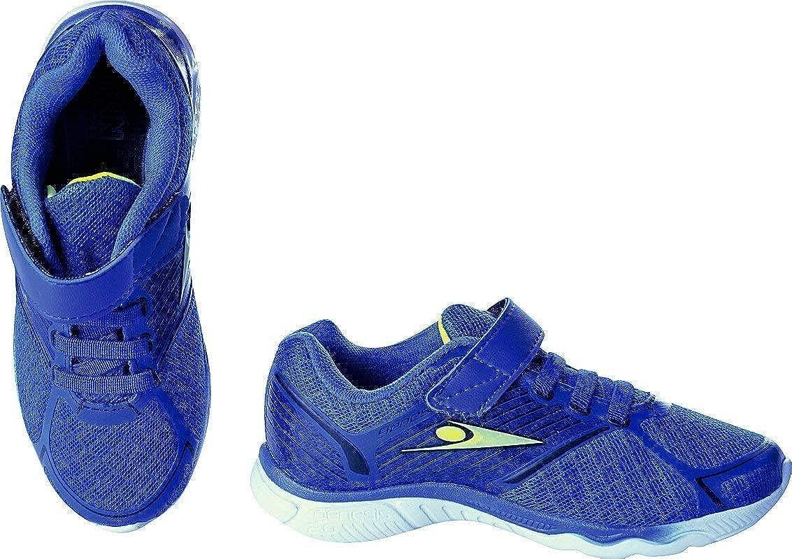 KIDKLICK FUN FASHION FROM BRAZIL Boys Genesis Sneakers in Blue Sizes 11.5 Little Kids - 5 Big Kid