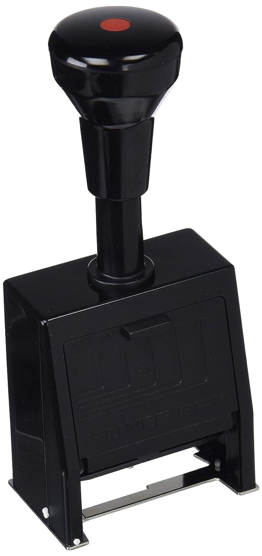Timbro numeratore B6K Reiner - 4.5 mm - B6k.4, 5.block REIB6K45