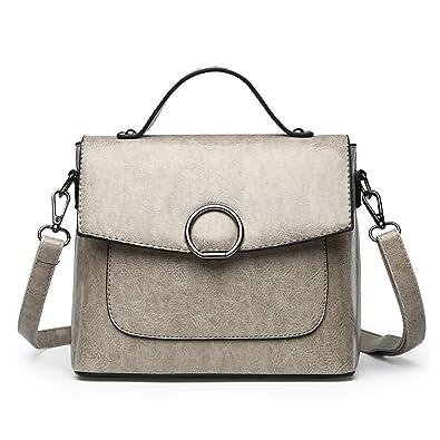 c8f67ad95b6a Tibes Modern Womens Cross Body Bag Cute Handbag Small Shoulder Bag ...