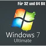 Aktivierungsschlüssel für Windows 7 Ultimate 32 / 64 Bit