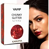 Vamp Chunky Glitter ✮ KARIZMA BEAUTY ✮ Festival Glitter Cosmetic Face Body Hair Nails