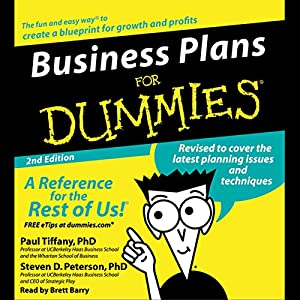 Business Plans for Dummies, Second Edition Audiobook