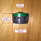 Kohler K 1054432 Kit Aerator 1 5 Gpm Faucet Aerators