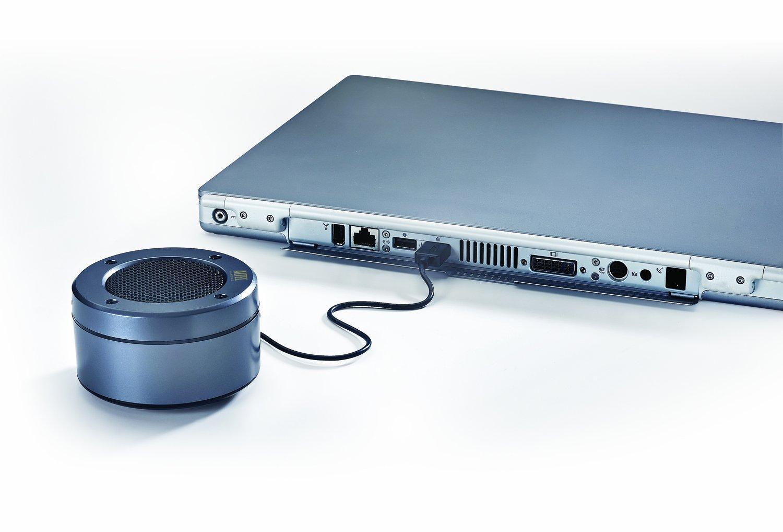 Altec Lansing IML227 Orbit USB Lite Speaker for Laptops and Netbooks