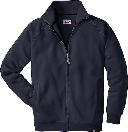 Sweatshirts jacken herren ohne kapuze