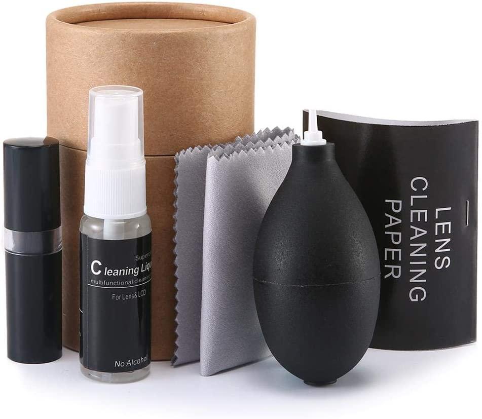 KOBWA - Kit de Limpieza Profesional para cámaras réflex Digitales ...