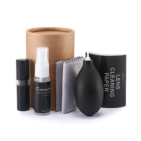 AOLVO - Kit de Limpieza Profesional 4 en 1 para cámara réflex ...